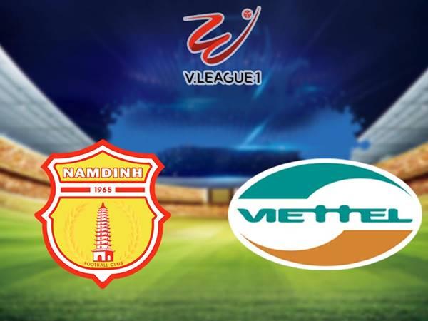 Nhận định bóng đá Nam Định vs Viettel, 18h00 ngày 05/6