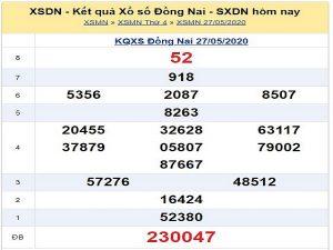 Bảng KQXSDN- Thống kê xổ số đồng nai ngày 03/06 của các cao thủ