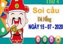Soi cầu XSDNG ngày 15/7/2020 – Soi cầu xổ số Đà Nẵng thứ 4