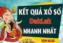 Soi cầu dự đoán XS Daklak Vip ngày 14/07/2020