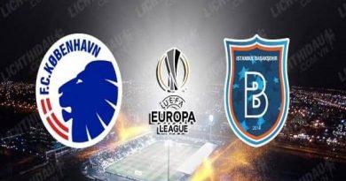 Nhận định FC Copenhagen vs Istanbul BB 23h55, 05/08 - Europa League