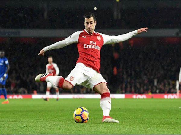 Chuyển nhượng chiều 01/09: Arsenal chính thức mất trắng Mkhitaryan