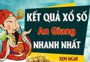 Soi cầu dự đoán XS An Giang Vip ngày 24/09/2020
