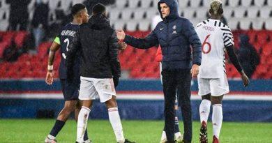 Bóng đá quốc tế ngày 21/10: PSG chơi không đúng với đẳng cấp.