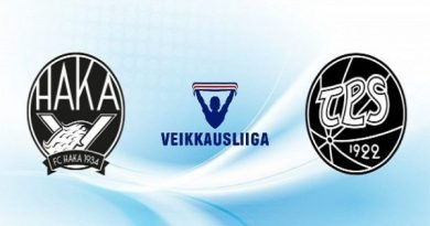 Nhận định Haka vs TPS Turku 22h30, 16/10 - VĐQG Phần Lan