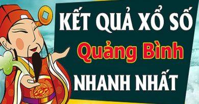 Thống kê soi cầu kết quả XS Quảng Bình ngày 01/10/2020