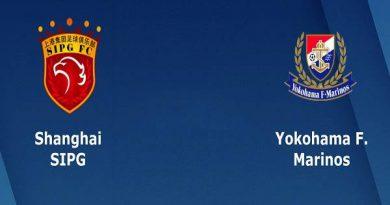 Nhận định Shanghai SIPG vs Yokohama Marinos – 20h00, 25/11/2020