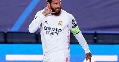 Tin bóng đá sáng 16/11: Sergio Ramos không gia hạn