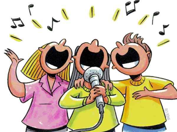 Nằm mơ thấy ca hát