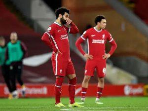 Tin thể thao 22/1: Liverpool chấm dứt cơ hội phá kỷ lục của Chelsea