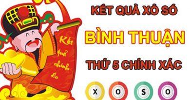 Phân tích XSBTH 25/3/2021 chốt bạch thủ lô Bình Thuận thứ 5