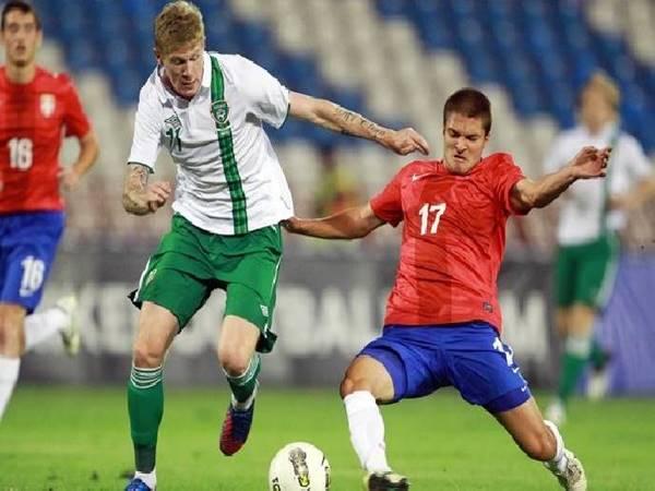 Nhận định bóng đá Serbia vs Ireland, 02h45 ngày 25/3