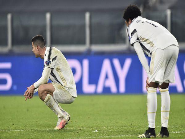 Tin bóng đá sáng 10/3: Ronaldo im lặng, Juventus bị loại khỏi Cup C1