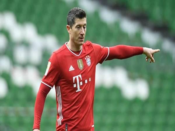 Tin thể thao 18/3: Lewandowski tạo nên kỷ lục mới ở Bundesliga