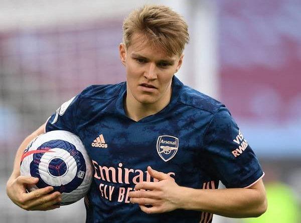 Tin thể thao sáng 31/3: Arsenal đạt được thỏa thuận về Martin Odegaard