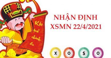 Nhận định VIP KQXSMN ngày 22/4/2021