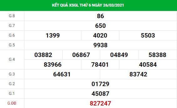Phân tích kết quả XS Gia Lai ngày 02/04/2021