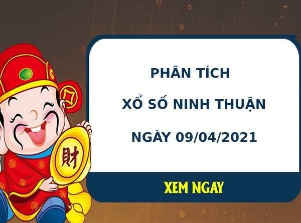 Phân tích kết quả XS Ninh Thuận ngày 09/04/2021