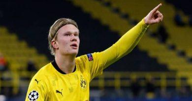 Tin bóng đá chiều 29/5 : Haaland tuyên bố hạnh phúc tại Dortmund