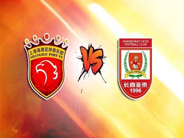 Soi kèo Shanghai Port vs Changchun Yatai, 19h00 ngày 11/5