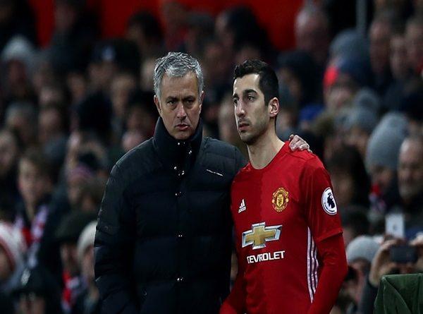 Tin bóng đá QT ngày 29/5: Mourinho muốn giữ chân Henrix Mkhitaryan