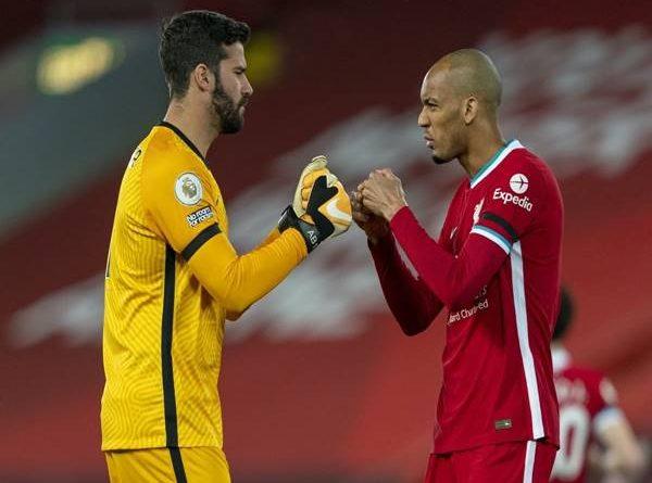 Tin thể thao 20/5: Liverpool chuẩn bị gia hạn với 2 ngôi sao