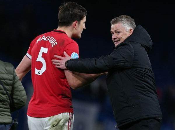 Tin thể thao 25/5: Man United đặt niềm tin đối với Harry Maguire