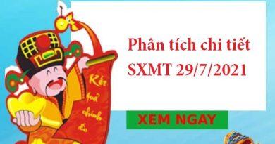 Phân tích chi tiết SXMT 29/7/2021