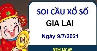 Soi cầu XSGL ngày 9/7/2021
