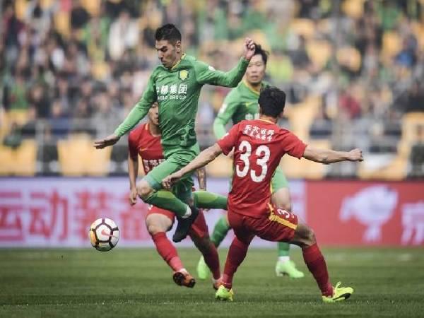 Soi kèo Beijing Guoan vs Changchun YaTai, 15h30 ngày 22/7
