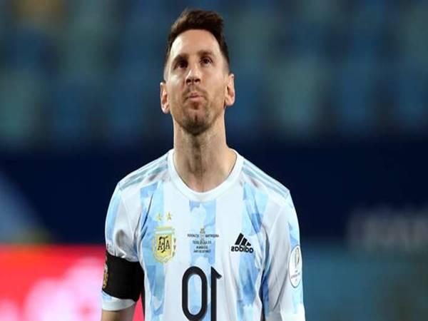 Thể thao sáng 8/7: Messi đối diện cảnh thất nghiệp
