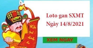 Loto gan SXMT 14/8/2021