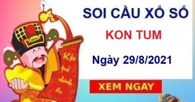 Soi cầu XSKT ngày 29/8/2021