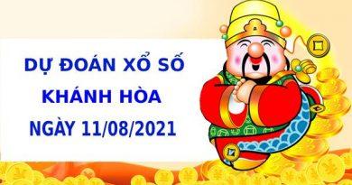 Soi cầu dự đoán xổ số Khánh Hòa 11/8/2021 chính xác