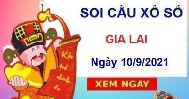 Soi cầu XSGL ngày 10/9/2021