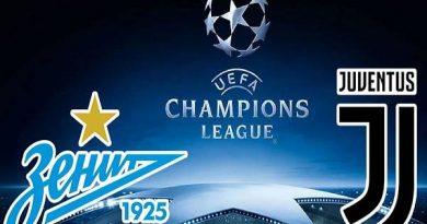 Nhận định, soi kèo Zenit vs Juventus – 02h00 21/10, Cúp C1 Châu Âu
